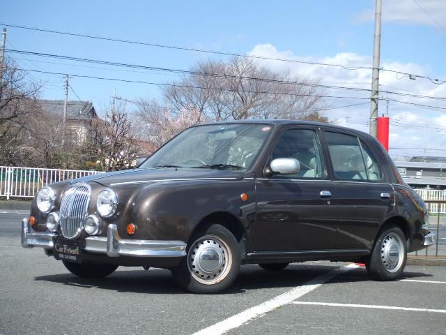 「ミツオカ」「ビュート」「セダン」「東京都」の中古車2