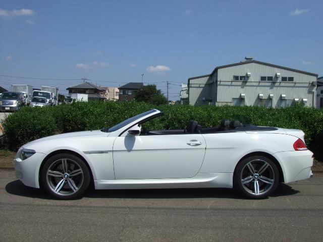 BMW BMW M6 カブリオレ