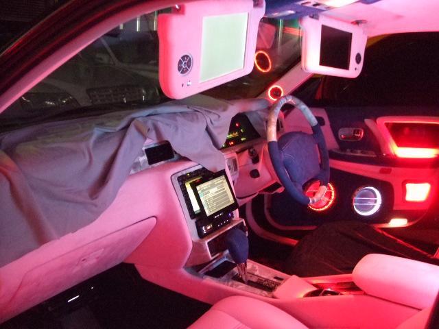 トヨタ クラウンマジェスタ Aタイプ 車高調 内装ALL張替