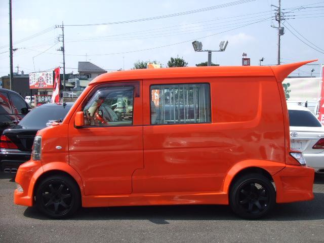 JPターボ ハイルーフ エアサス(8枚目)