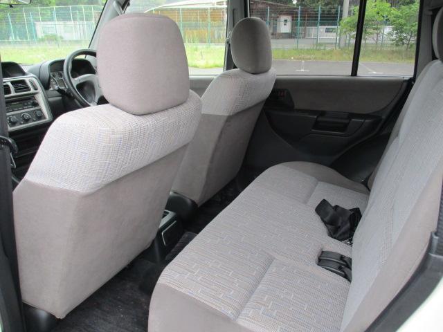 三菱 パジェロイオ ZR 4WD 5速マニュアル