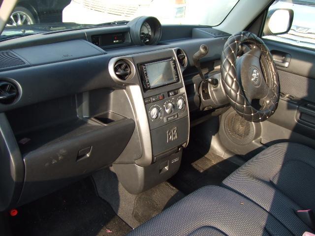トヨタ bB S Wバージョン エアロパーツ 社外AW ヘッドライト