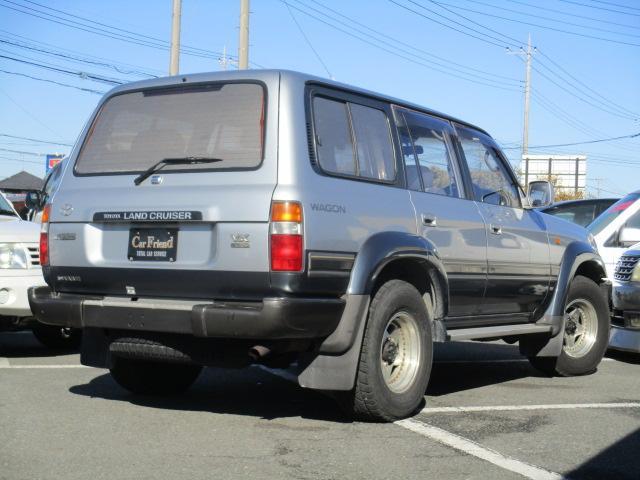 VXリミテッド 4WD サンルーフ(8枚目)