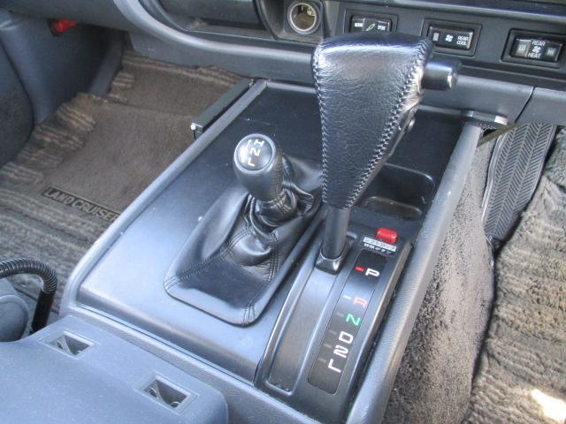 VXリミテッド 4WD サンルーフ(20枚目)