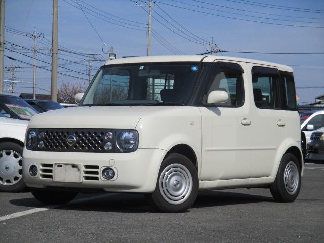 「日産」「キューブ」「ミニバン・ワンボックス」「東京都」の中古車2