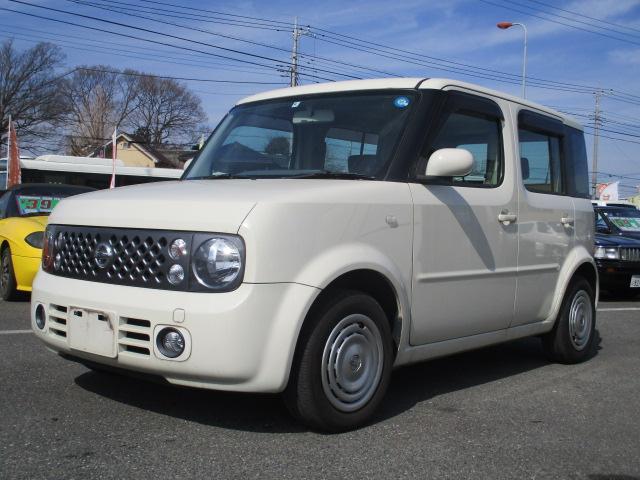 「日産」「キューブ」「ミニバン・ワンボックス」「東京都」の中古車4