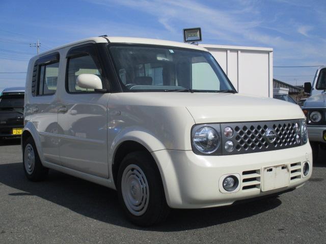 「日産」「キューブ」「ミニバン・ワンボックス」「東京都」の中古車5