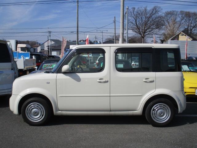 「日産」「キューブ」「ミニバン・ワンボックス」「東京都」の中古車7