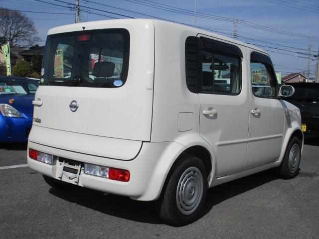 「日産」「キューブ」「ミニバン・ワンボックス」「東京都」の中古車10