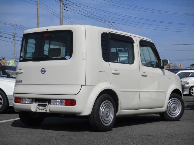 「日産」「キューブ」「ミニバン・ワンボックス」「東京都」の中古車12