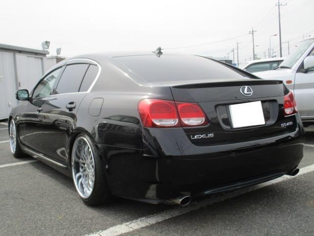 GS430 車高調 レイティブ19AW HDDナビ 本革(11枚目)