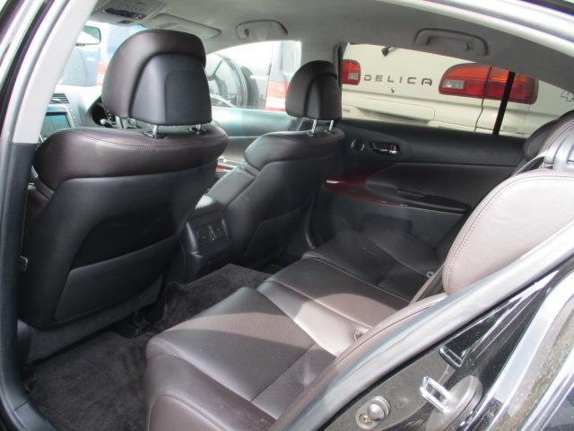 GS430 車高調 レイティブ19AW HDDナビ 本革(16枚目)