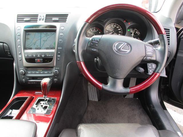GS430 車高調 レイティブ19AW HDDナビ 本革(18枚目)