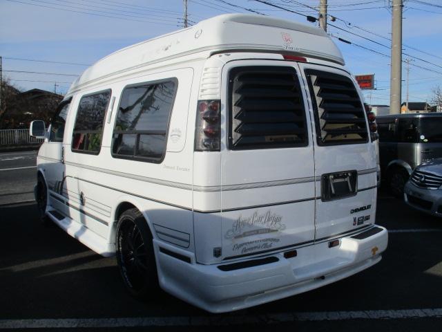 「シボレー」「シボレー シェビーバン」「ミニバン・ワンボックス」「東京都」の中古車10