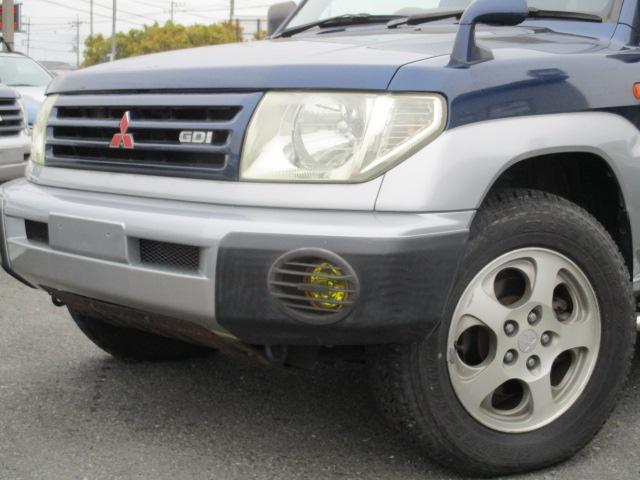 「三菱」「パジェロイオ」「SUV・クロカン」「東京都」の中古車6