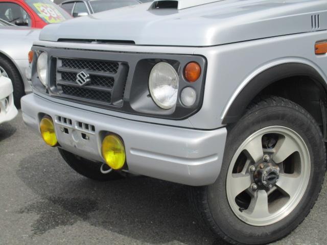 ランドベンチャー 4WDターボ リアスポ ルーフキャリア(6枚目)