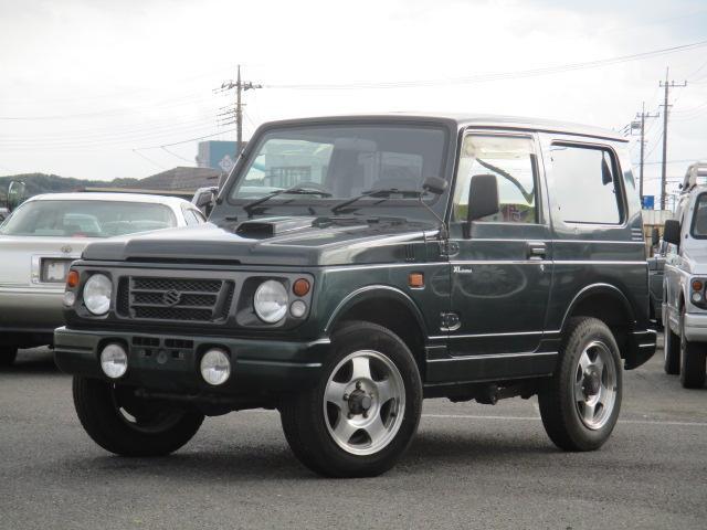 XLリミテッド 4WD ターボ(2枚目)