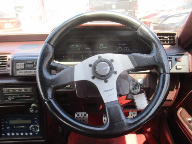 グランデ ツインカム24 フロントリップ 社外15AW ローダウン 5速マニュアル(17枚目)