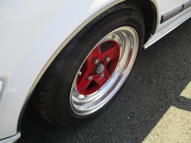 グランデ ツインカム24 フロントリップ 社外15AW ローダウン 5速マニュアル(30枚目)