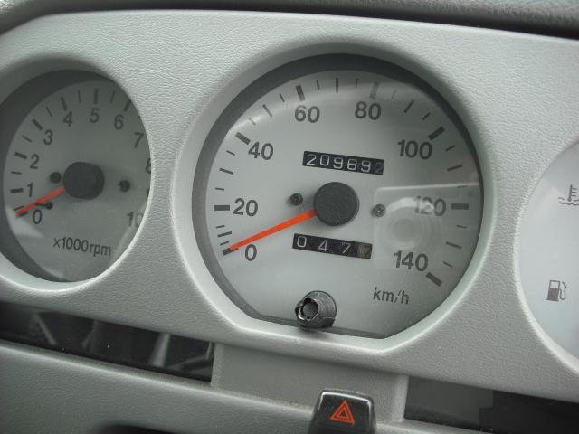 ランドベンチャー 4WDターボ パワステ 社外16AW マッドガード ルーフラック(22枚目)