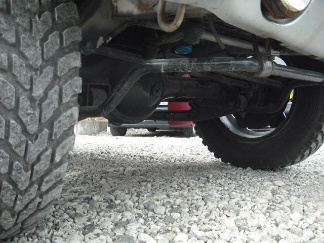 ランドベンチャー 4WDターボ パワステ 社外16AW マッドガード ルーフラック(36枚目)