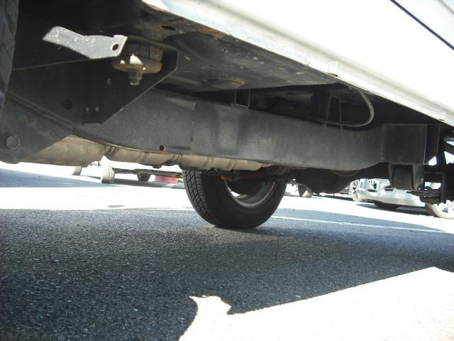 ワイルドウインドリミテッド 4WDターボ FRバンパー ルーフラック 黒革調シートカバー AW(34枚目)
