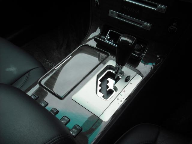 Cタイプ 黒革シート 純正ナビ バックカメラ スマートキー クルーズコントロール HID ビルトインETC シートヒーター(19枚目)