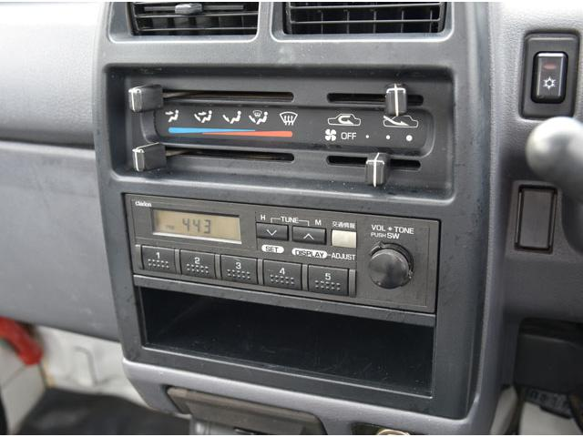 三菱 ミニキャブトラック TD 5MT エアコン付き 保証付き