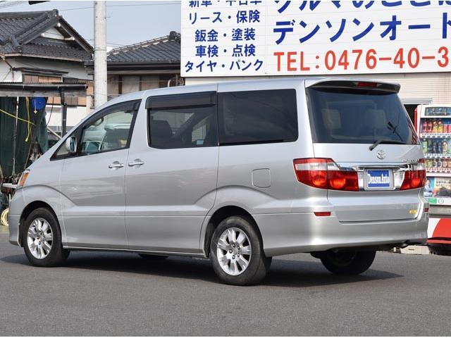 トヨタ アルファードG AX Lエディション フル装備 左側電動スライド 保証付き