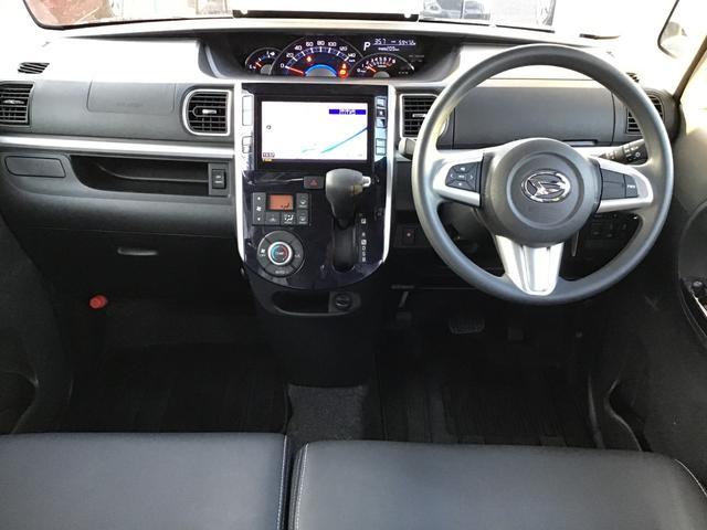 カスタムX トップエディションSAIII 純正8インチ大画面ナビ(フルセグTV/DVD再生/Bluetooth)/バックカメラ/ETC/フロントドライブレコーダー/運転席シートヒーター/ワンタッチボタン付き片側電動スライドドア/自社下取り車両(10枚目)