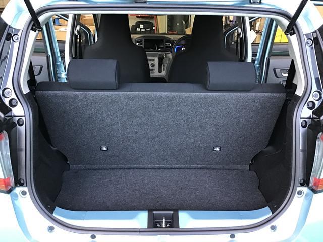 X SAIII 自社リースアップ車両/キーレス/電動サイドミラー/LEDヘッドライト/マニュアルエアコン/オーディオレス/リヤヘッドレスト/リヤプライバシーガラス/アイドリングストップ(16枚目)
