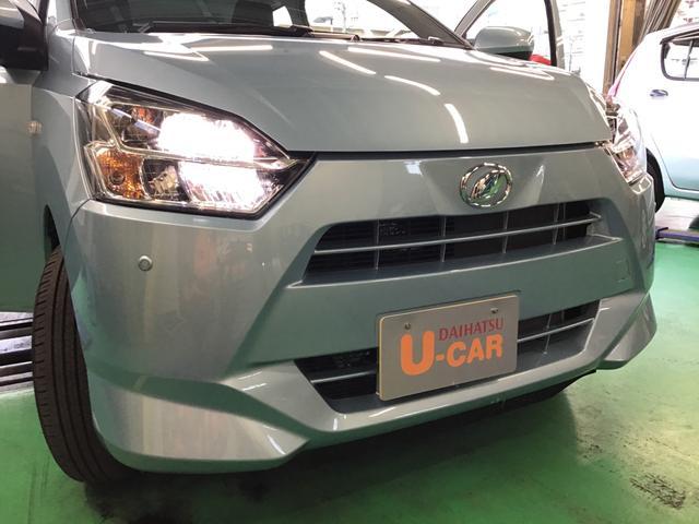 X SAIII 自社リースアップ車両/キーレス/電動サイドミラー/LEDヘッドライト/マニュアルエアコン/オーディオレス/リヤヘッドレスト/リヤプライバシーガラス/アイドリングストップ(28枚目)