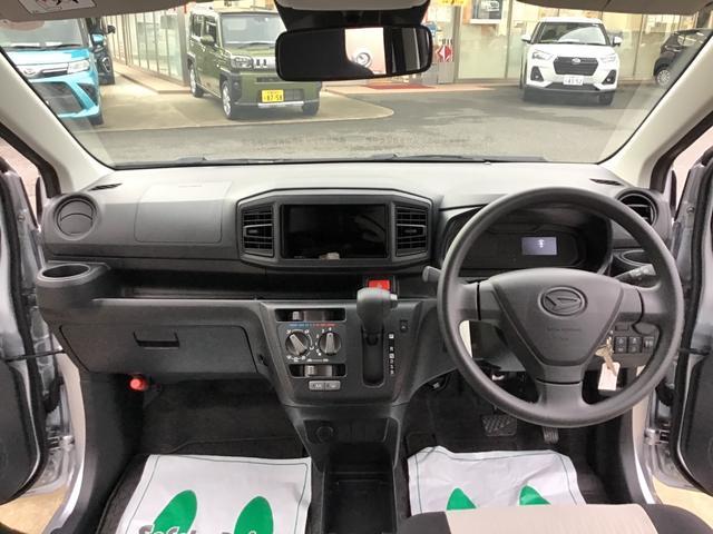 L SAIII 自社リースアップ車/キーレス/マニュアルエアコン/コーナーセンサー/ハロゲンヘッドライト/オートライト(10枚目)