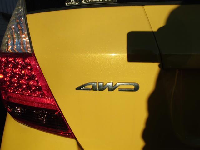 ホンダ フィット 1.3A 4WD 純正DVDナビ キーレス ETC