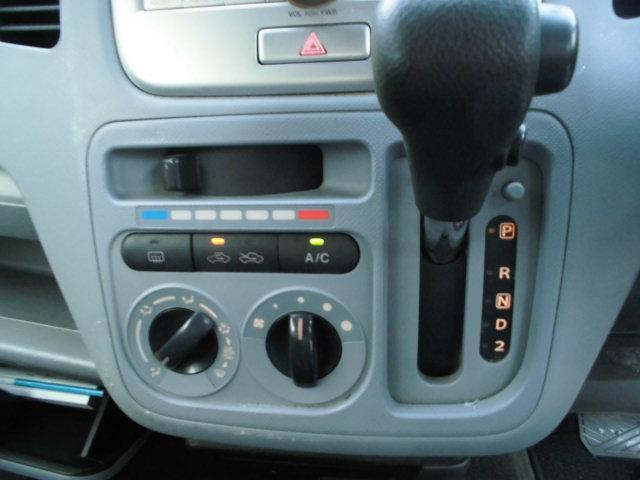 スズキ ワゴンR FX 社外アルミ キーレス 電動格納ミラー CD ドアバイザ