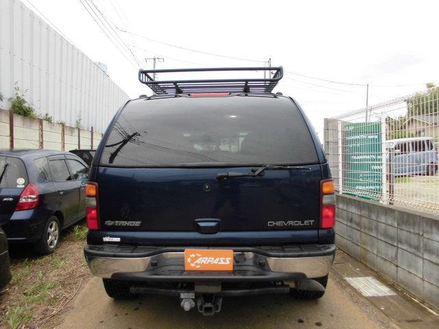 「シボレー」「シボレータホ」「SUV・クロカン」「千葉県」の中古車5