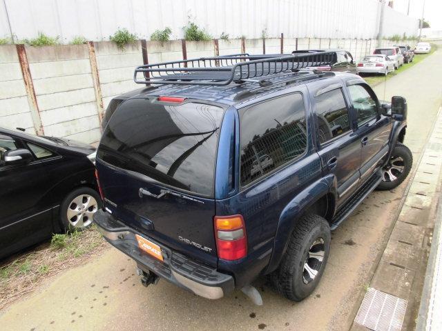 「シボレー」「シボレータホ」「SUV・クロカン」「千葉県」の中古車8