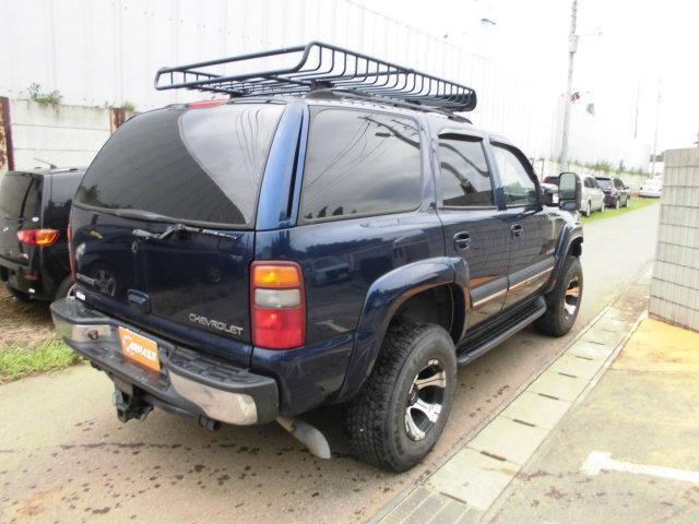 「シボレー」「シボレータホ」「SUV・クロカン」「千葉県」の中古車9