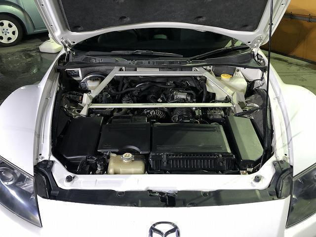 エンジンは基本的にノーマルです!