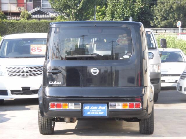 日産 キューブ SX 70th-II