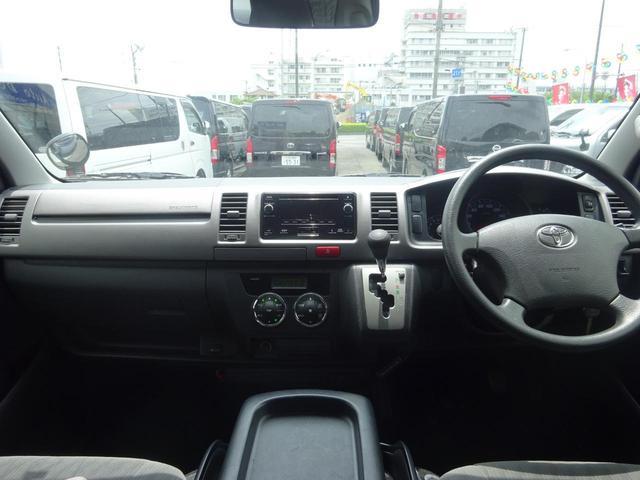 3.0ディーゼルターボS-GL4WD AC100V キーレス(11枚目)