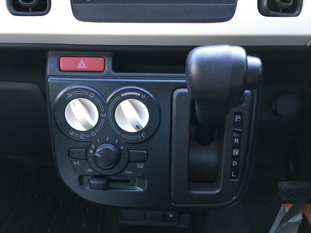 スズキ アルト L 登録済み未使用車 アイドリングストップ キーレスエントリ