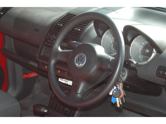 フォルクスワーゲン VW ルポ