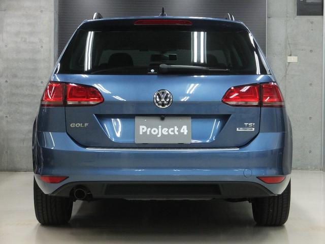 フォルクスワーゲン VW ゴルフ TSIトレンドラインブルーモーションテクノロジー 禁煙車