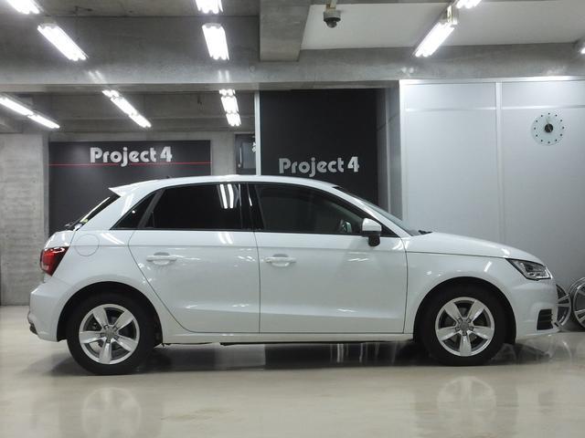 「アウディ」「アウディ A1スポーツバック」「コンパクトカー」「東京都」の中古車4
