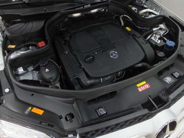 GLK350 4マチック AMGスポーツパッケージ BlueEFFICIENCY 4WD 最新の高効率7速オートマティックトランスミッション 7G-TRONIC PLUS ECOスタートストップ機能(17枚目)