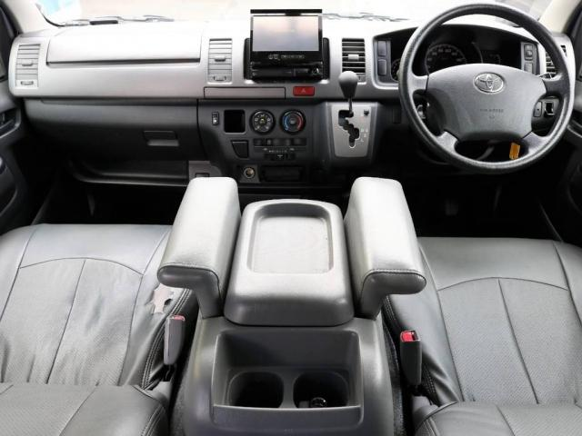 トヨタ ハイエースバン 2.0 スーパーGL ロング