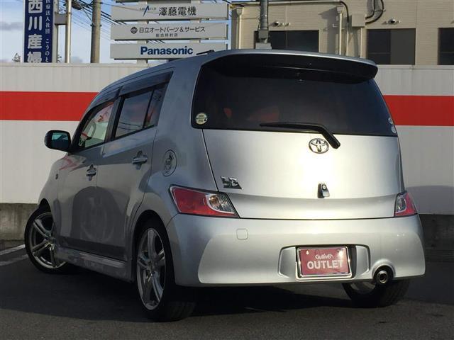 「トヨタ」「bB」「ミニバン・ワンボックス」「兵庫県」の中古車2