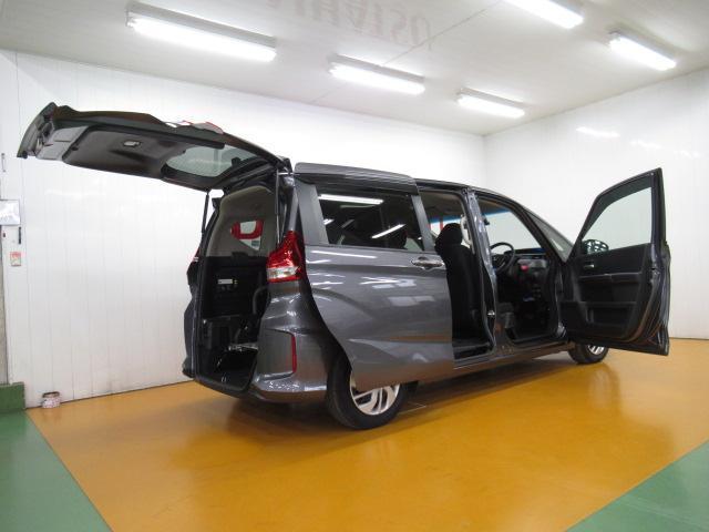 G車いす仕様車 福祉車両 電動ウインチ付 両側オートスライドドア ドラレコ ETC キーフリー(9枚目)