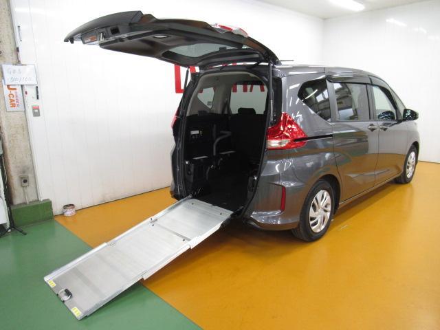 G車いす仕様車 福祉車両 電動ウインチ付 両側オートスライドドア ドラレコ ETC キーフリー(10枚目)